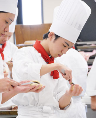 つくば栄養医療調理製菓専門学校