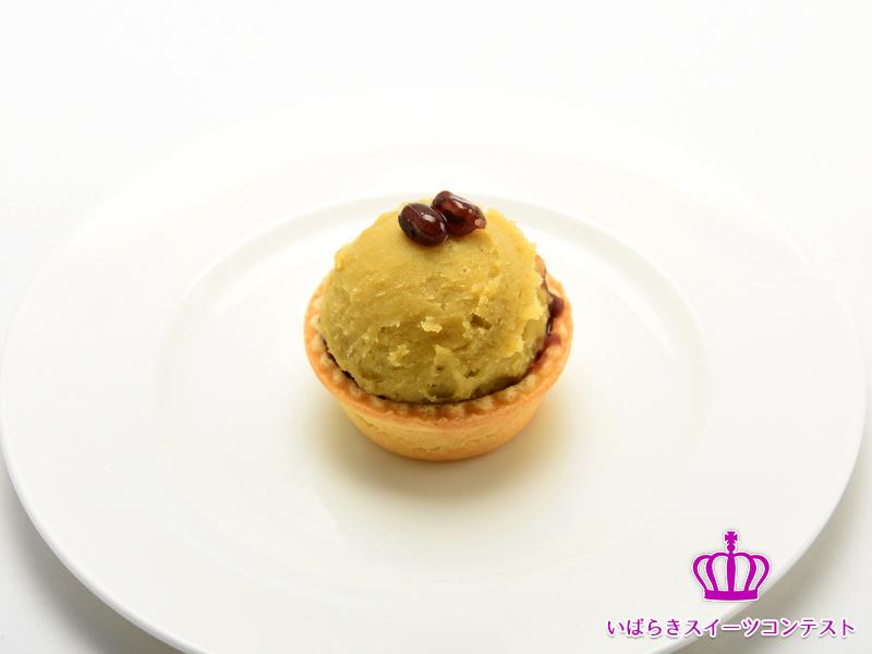 五條製菓 / 和菓子屋さんの芋タルト