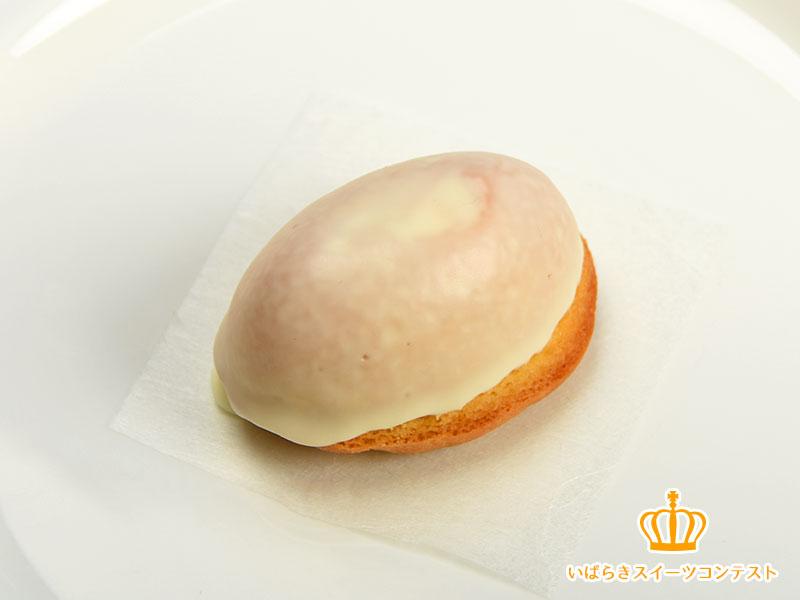 日立和洋菓子 いちかわ / Oeuf fromage chocolat Manju(ウフ フロマージュ ショコラ マンジュ)