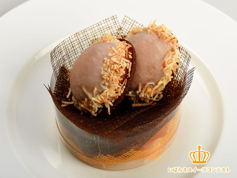 菓子工房 nagai / たまごのケーク ココパッション