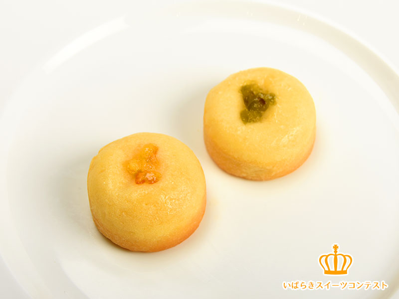 お菓子処ひろせ / いばたまBiscuit(オレンジ・梅)