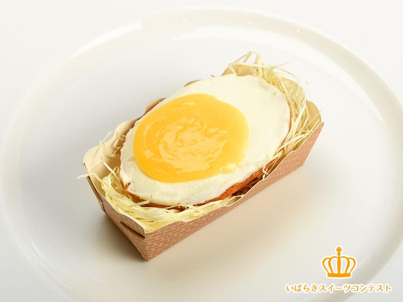 日立和洋菓子いちかわ / たまごチーズタルト